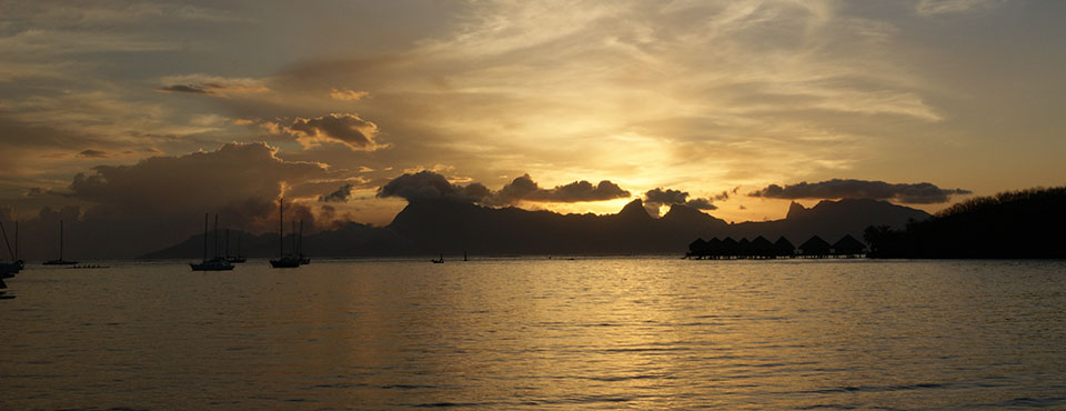 Moorea - Tahiti French Polynesia