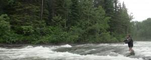 Mythiques rivieres a saumon du Quebec- Natasquan et York